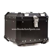 Top Case Black- Aluminum Top Case - BMW R1200GS/R1200GSA/F800GS/KTM1190/1290