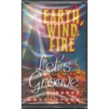 Earth, Wind & Fire MC7 Let's Groove / Columbia ‎Sigillata 5099748389442