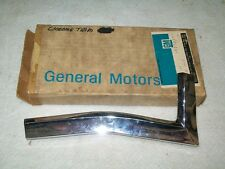 1968 69 Oldsmobile Cutlass Vista Cruiser NOS GM Left Fender LOWER FRONT MOLDING