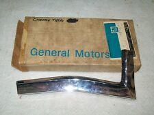 1968 69 Oldsmobile Cutlass Vista Cruiser NOS GM Left Fender LOWER FRONT MOLDING