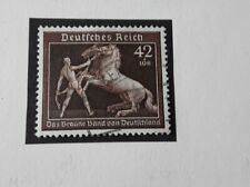 DR 1939 Brown ribbon  of Germany fu