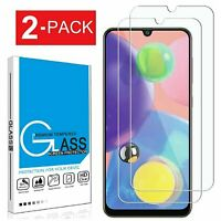 2-Pack Premium Tempered Glass Screen Protector for LG K51 / LG Reflect