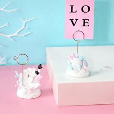 Marine resin note holder creative office supplies desktop cute decoration