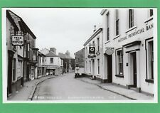 Kings Arms & Bank Fore Street Buckfastleigh Nr Ashburton Totnes RP pc Ruth AC258