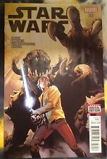 STAR WARS #10 - Marvel Comics / First appearance of Sgt. Kreel (2015) and