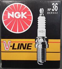 4 x NGK V-Line 36 BKR5EZ 6714 Zündkerze Fiat Lancia Renault #