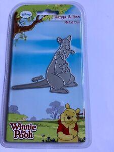 Disney Winnie The Pooh - Kanga & Roo  Die New