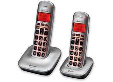 amplicomms BigTel 1202 Duo analog gross Tasten Telefon Seniorentelefon NEU !!!