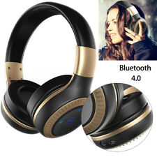 Noise Cancelling Bluetooth Wireless Headphone Stereo Music Headset for iPhone LG