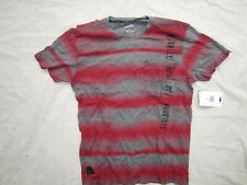 New - Oakley Mfg Streak Tee T-Shirt, Grigio Scuro, Men's L
