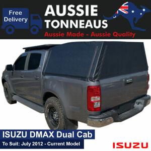 AT Soft Ute Canopy ISUZU D-Max Dual Cab - July 12 - Aug 20 (Tonneau not Canvas)
