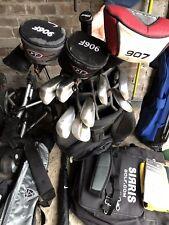 Titleist & Taylormade Golf Clubs Full Set