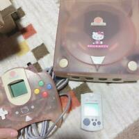 Sega Dreamcast console Hello Kitty Pink Operation confirmed Tested HKT-3000