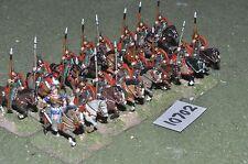 25mm roman era / roman - cavalry 16 cavalry - cav (10702)