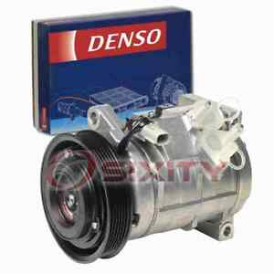 Denso AC Compressor for 2001-2003 Chrysler Voyager Heating Air Conditioning sd
