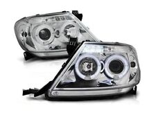 RINGS HEADLIGHTS LPTO07 TOYOTA HILUX 2005 2006 2007 2008 2009 2010 2011 CHROME