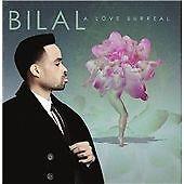 BILAL - A LOVE SURREAL  CD NEW