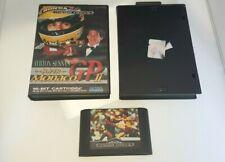 3 x MEGA DRIVE SEGA GAMES - SUPER MONACO GP 2 & SUPER KICK OFF & ULTIMATE SOCCER