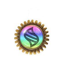 Pokemon Keystone Mega Stone Brooch Badge Pin Fashion Jewelry Cosplay Cute Charm