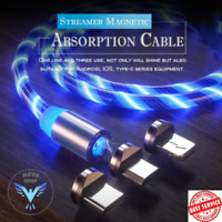 Streamer Magnetic Absorption Cable(BUY TWO FREE SHIPPING)