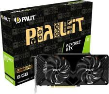 Palit GeForce GTX 1660 SUPER GP, 6 GB GDDR6, DVI, HDMI, DP Grafikkarte
