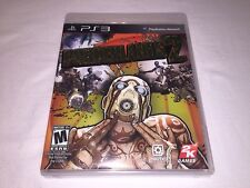Borderlands 2 (Playstation PS3) Original Release Complete Nr Mint!