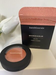 Bareminerals Bounce & Blur Blush Coral Cloud