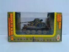 CLASSIC ARMOR 1:48 DIECAST German Marder IIIM Sd.Kfz. 139/ Panzer T38 WWII MIB