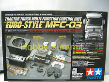 Tamiya 1/14  MFC-03 Euro-Style  MULTI FUNCTION CONTROL R/C Tractor Truck 56523
