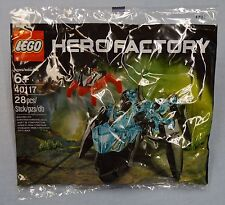 LEGO HERO FACTORY Villians Minimodel 40117 POLYBAG Brand NEW Factory Sealed