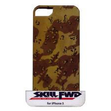 Skill Fwd Camouflage Camo Desert Squadron Hart Kasten Für Apple iPhone 5