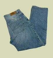 Mens Tommy Hilfiger Denim Blue Jeans (Size W34 L30) N32