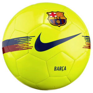 NIKE FC BARCELONA SUPPORTERS SOCCER BALL 2018/19 SIZE 5
