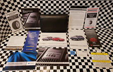 2013 Subaru Legacy / Outback Owners Manual w/other books & documentation 14 pcs