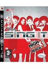 Sing It - High School Musical sur PS3 Neuf sous blister