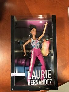 BARBIE Made To Move BASKETBALL PLAYER Doll Ultimate Poseable hispanic  New