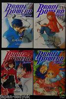 JAPAN 4 Koma manga LOT Dynasty Warriors 5 Shin Sangokumusou 4 vol.1~9 Complete