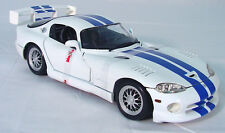 Dodge Viper GTS–R  1997~ Special Edition~ 1/18 Scale Die-Cast Car~Displays Great