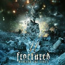 FRACTURED Beneath The Ashes CD 2011
