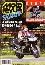 MOTO REVUE 3004 HONDA 650 NTV CR RVF 750 NR SUZUKI GSX-R KTM MX KAWASAKI KDX 91