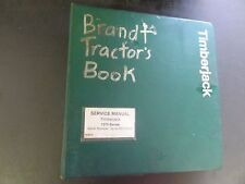 Timberjack 1270 Series Service Manual   S/N:Up to 12701202