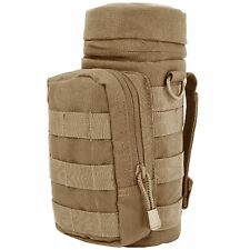 Condor Coyote Brown MA40 MOLLE Modular H2O Water Bottle Carrier Utility Pouch