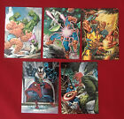 1992 SkyBox Marvel Masterpieces Trading Cards 60