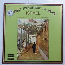 Musique folklorique du monde IsraeklDEBEN BHATTACHARYA   CV 1107