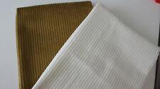 Oeko-Tex Breitcord 100% Cotton Curry Or Ecrue 50 x 5 1/2in