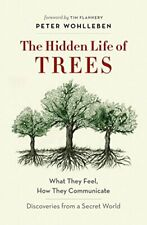 The Hidden Life of Trees by Wohlleben  New 9780008218430 Fast Free Shipping+-