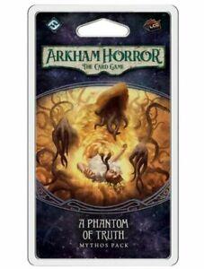 Arkham Horror The Card Game Mythos Pack A Phantom Of Truth LCG Cthulhu Call Of