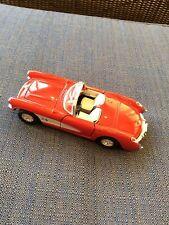 Fuel Injection V 8 1957 57 Chevrolet Corvette C1 Roadster 164 Scale Ltd Edit