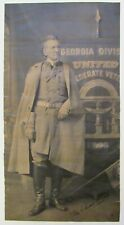 Original Large Signed Photograph General Clement A. Evans Confederate Army 1898
