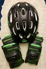 New! Roller Derby Protective Youth Skate Pack With Pads
